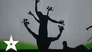 Театр теней Dreamway - Україна має талант-6 - Гала-концерт - 07.06.2014