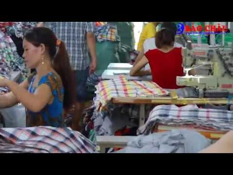Cơ sở may quần áo trẻ em Bảo Châu -  Địa chỉ lớn nhất tại TPHCM