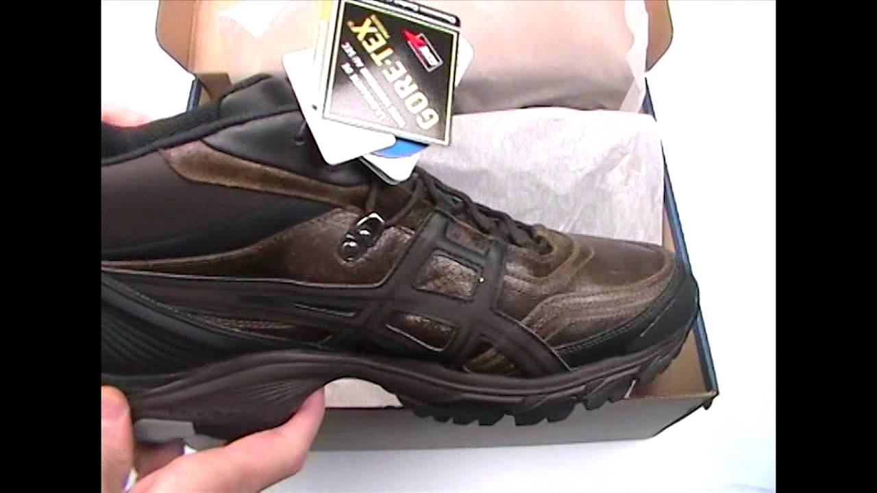 5807a707e45 Asics Gel Arata MT GTX Waterproof Walking Leather Boots Q922L/0790 ...