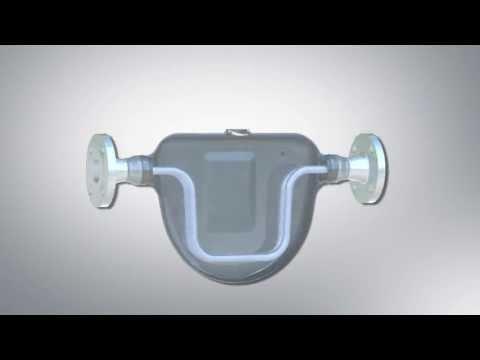 Micro motion f-series coriolis flow and density meters.