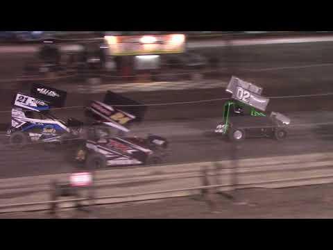 CA Speedweek, Lemoore Raceway - Micro 600R A Main Event - June 30, 2018