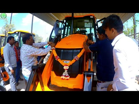 Purchased a New JCB 3DX Eco Excellence Backhoe Loader 2019 | Bhopal Motors Indore