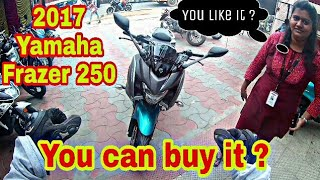 2017 Yamaha Fazer 250 | First ride and short review | Is it good for you ? First look