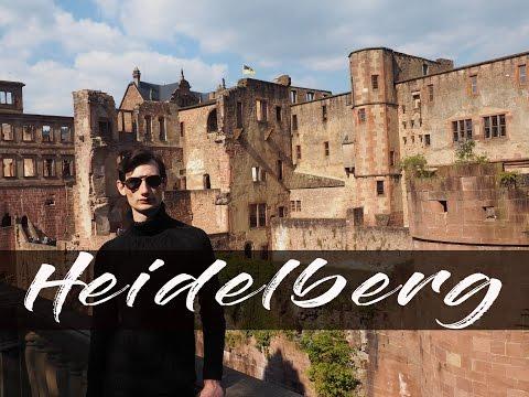 HEIDELBERG | TRAVEL DIARIES