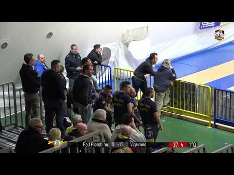 LNP Serie B 2018 19 Girone A   Piombino vs Vigevano