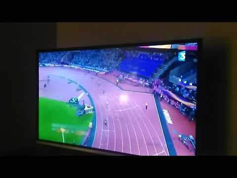 Usain Bolt fail London 2017