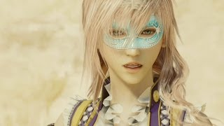 Fight in the desert! - Lightning Returns: FFXIII Gameplay