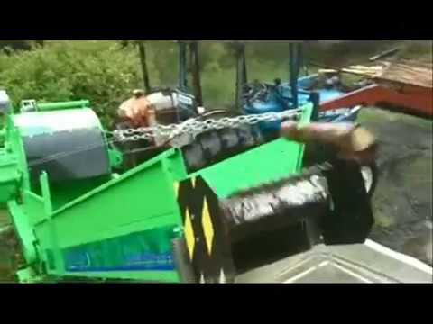 Bilke S3 Firewood Processor