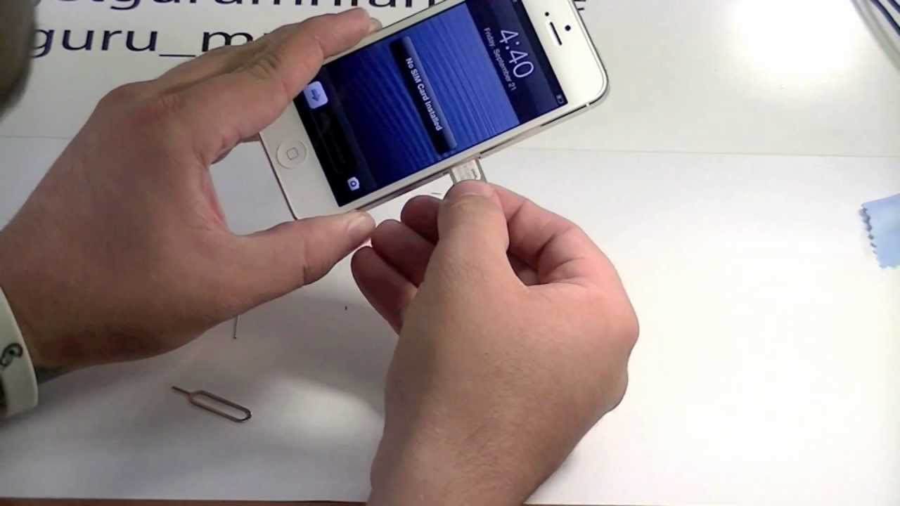 So why should i unlock my smartphone? How to remove iPhone 6 | iPhone 6 Plus Sim card! Also for ...