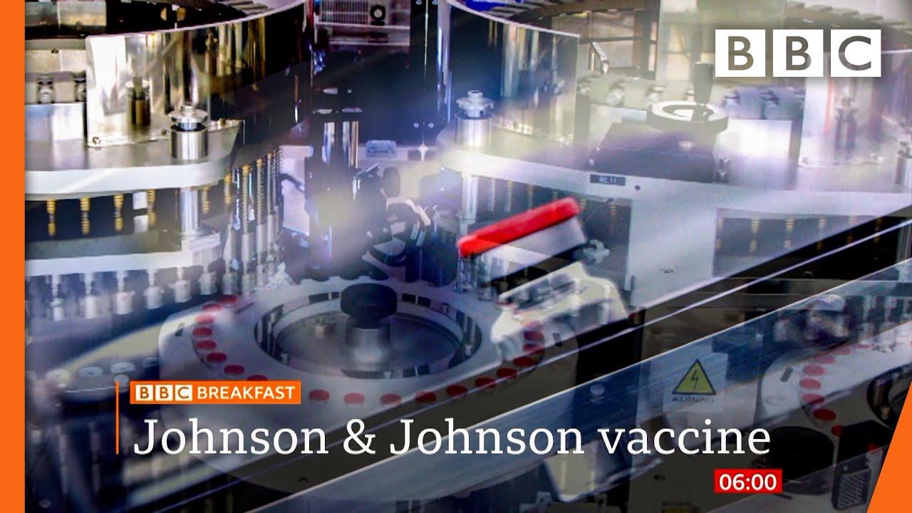 Johnson & Johnson covid vaccine paused over rare blood clots @BBC News live ? BBC