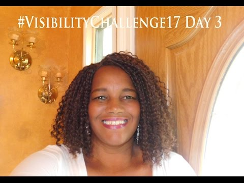 Camera Shy? | Visibility Challenge | C is for Confession