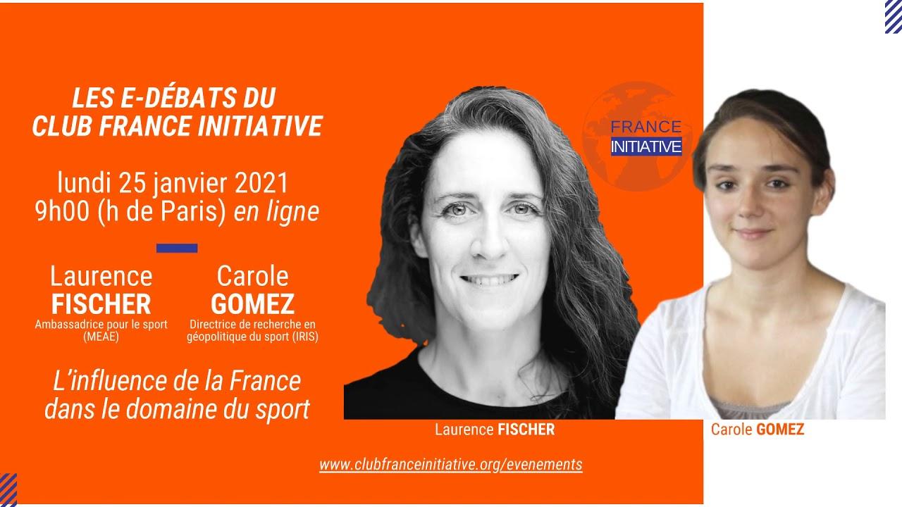 📢 [#INVITATION] E-débat avec Laurence FISCHER et Carole GOMEZ