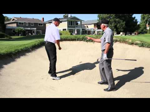 High Lip Bunker Shot with Don Pooley