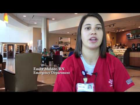 Nurses Share Their Favorite Aspects of The University of Kansas Health System