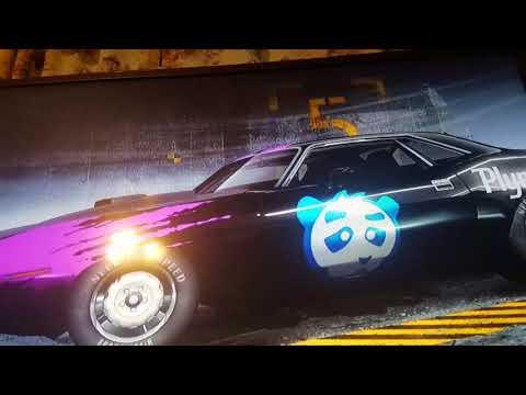 NFS Pro Street build   Dr!ft's big block BEAST! 800+ horsepower Plymouth Cuda DRAG CAR!!!