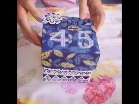 DIY Birthday Present For Your Dad