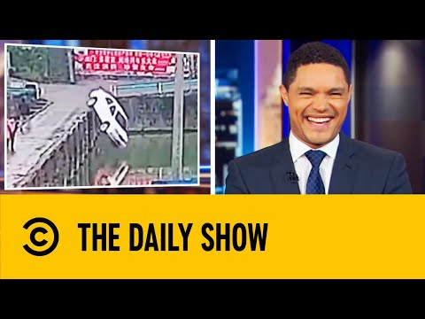 Funniest Things Ever Caught On Camera | The Daily Show With Trevor Noah