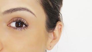 Cómo delinear y rellenar tus cejas paso a paso