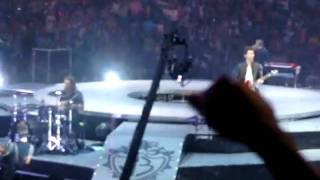 Jonas Brothers-Sweet Caroline 7/18/09