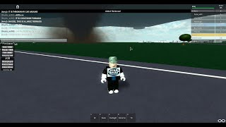 ROBLOX Storm Chasing on Project SLC S1E12 - Back With EF5 Wedge!