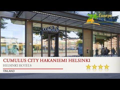 Cumulus City Hakaniemi Helsinki - Helsinki Hotels, Finland