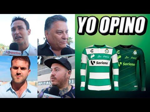 #YOopino Guerreros opinan de jersey y refuerzos Club Santos Laguna