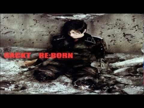 [HD/HQ] Gackt [RE:BORN] - 01. Jesus + Lyrics in Box