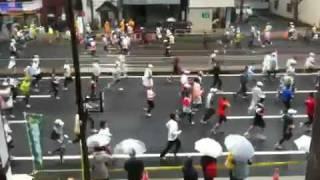 東京マラソン2010 enzo