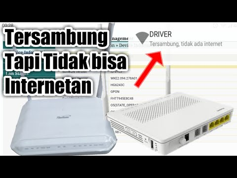 Cara Mengatasi Wifi Silang Merah Dan Network Connection Merah di laptop Komputer Windows 7/8/10.