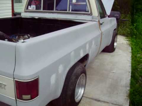 1977 Chvey C10 Truck Custom Interior Work And Trimed Out