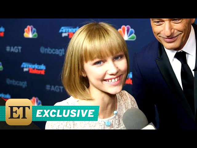 EXCLUSIVE: 'AGT' Winner Grace VanderWaal Reveals Unique Way She Plans to Spend Her $1 Million Pri…