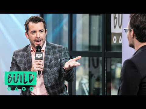 Jason Jones Talks About Working With James Cromwell