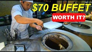 PHILIPPINES MOST EXPENSIVE BUFFET! | SPIRAL at Sofitel Manila