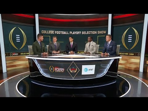 College Football Playoff Selection Show | (December 2nd, 2018)