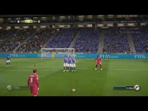 Reacción del rival al ver mi golazo - FIFA 17
