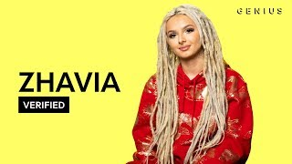 "Zhavia ""17""  Lyrics & Meaning 