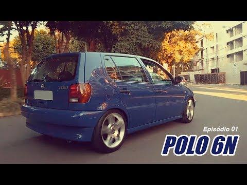 Um VW Polo diferente do que se vê nas ruas