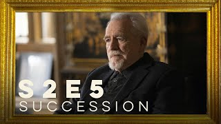 Succession Season 2 Episode 5 Reaction Number One Boys The Ringer
