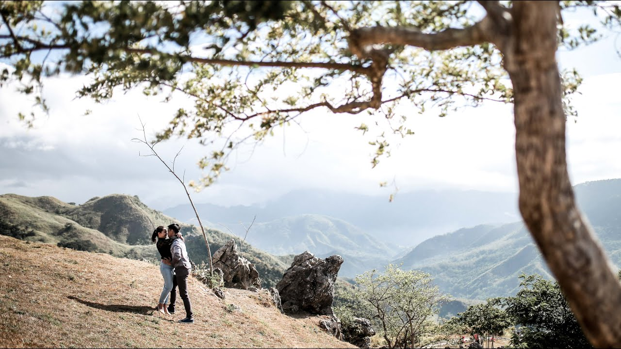 Pre Wedding Video at Treasure Mountain | Save The Date { Maruis and  Chez }