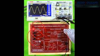 PULSE AMPLITUDE MODULATION AND DEMODULATION TARINER