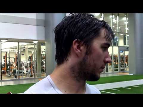 #VolReport: Justin Worley Media Session (8/10/13)
