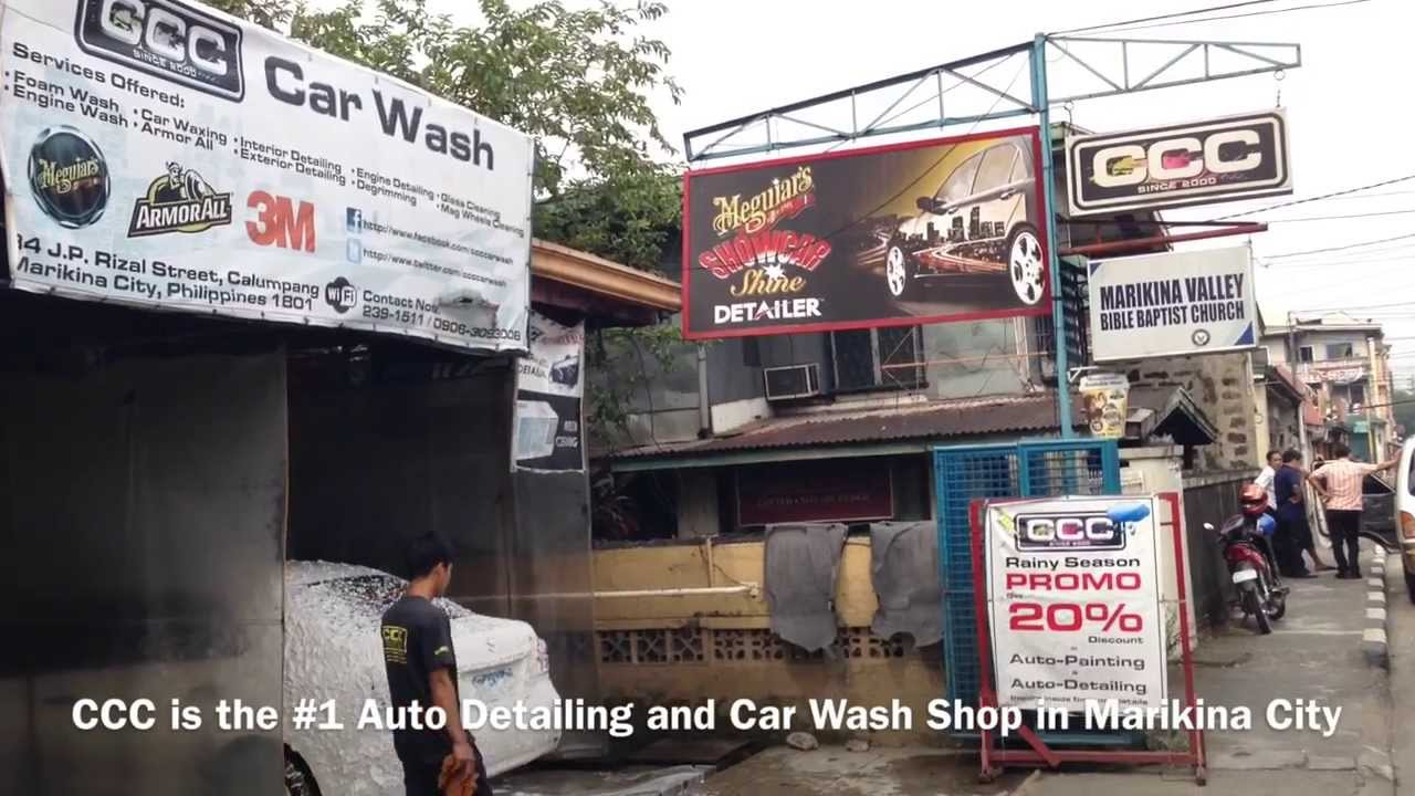 ccc autoworks car detailing wash j p rizal street calumpang marikina by. Black Bedroom Furniture Sets. Home Design Ideas