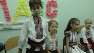 Открытый урок первого класса Одесса