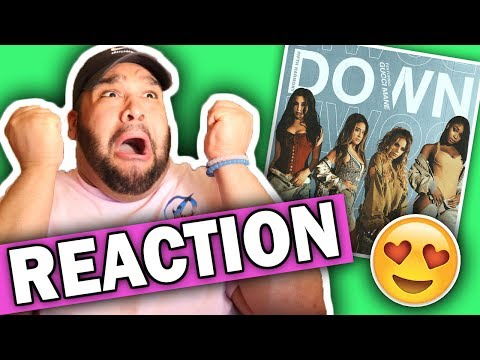 Fifth Harmony - Down ft. Gucci Mane (Audio) REACTION