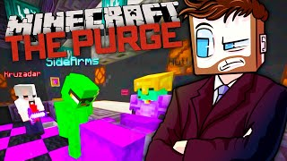 The Fancy Pants Casino! - The Purge Minecraft SMP Server! (Episode 24)