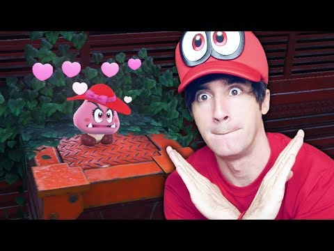 SE ENAMORA DE MI! Super Mario Odyssey #3