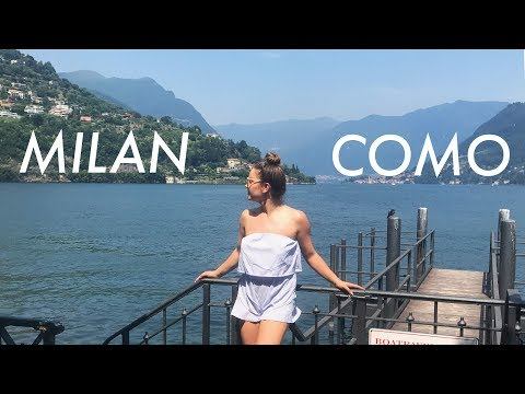 MILAN & COMO! WE GOT LOST IN THE SLUMS! DAILY LIFE OF EVE #21!