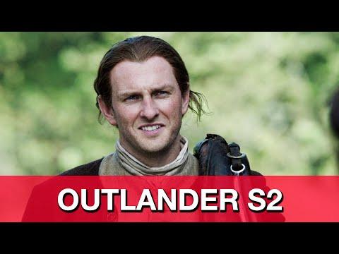 Outlander Season 2 Ian Murray Interview - Steven Cree