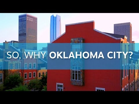 Meet in OKC | Why Choose Oklahoma City?
