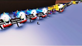 LEARN FROM the museum of Thomas and his friends ROBLOX! Thomas the train